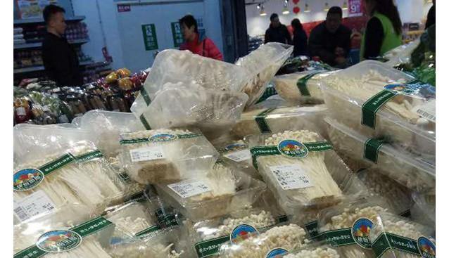 北京:食用菌产品成为春节晚宴必不可少的美味佳肴