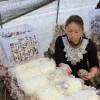 河南:信阳起农农业专业合作社种植姬菇 喜获丰收
