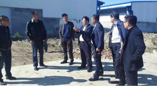 黑龙江:北味集团前往新疆地区考察食用