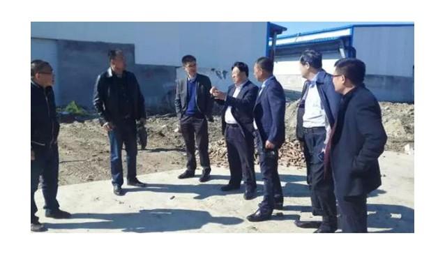 黑龙江:北味集团前往新疆地区考察食用菌产业项目