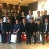 朝鲜国家食用菌发展局一行到福建漳州参观考察