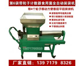 香菇装包机厂家 磨菇灌装机批发 平菇装袋机价格