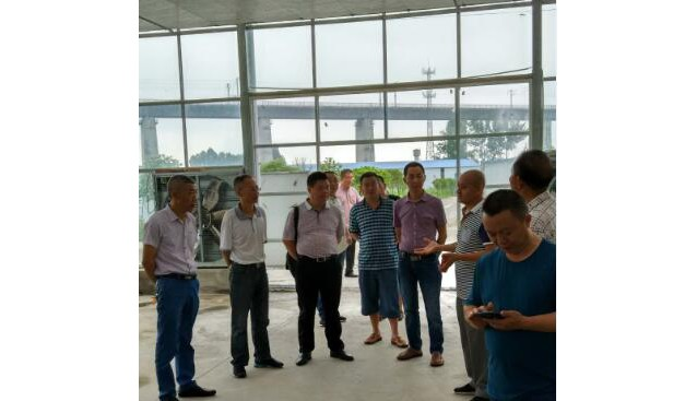 四川德阳市农技协会参观明润农业开发有限公司