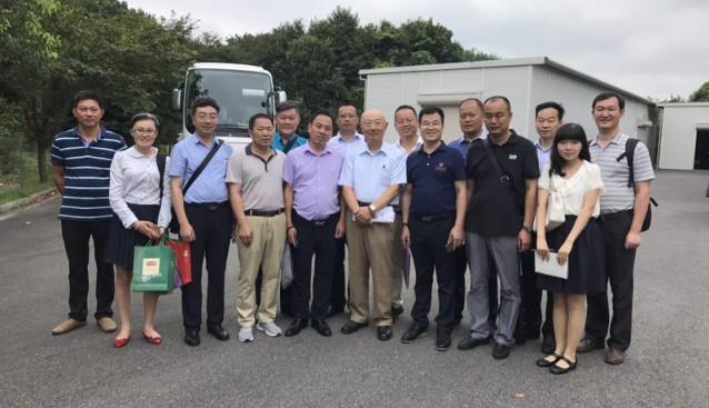 中国2017香菇工厂化菌种栽培研习班一行15人赴日本考察研学