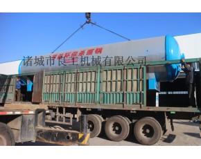 环保节能型免锅炉木材防腐罐