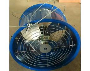 厂家直销华菱农牧400型喷塑环流助力风机