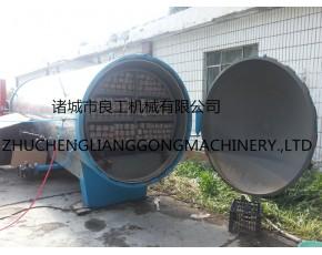 贵州羊肚菌灭菌锅、云南蘑菇灭菌器、诸城良工食用菌灭菌锅炉