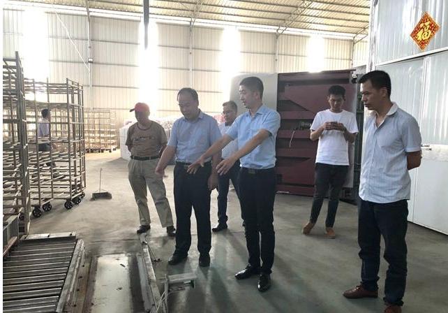 广西:柳城食用菌工厂化栽培基地已完成一期项目建设,可日产杏鲍菇鲜菇5吨