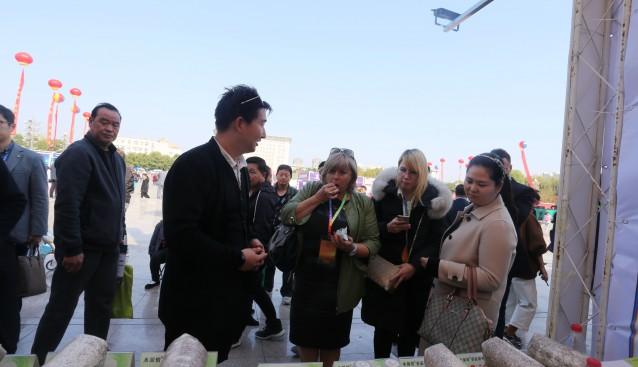 河南:水源地菌种在西峡会议上受到国内外客户广泛关注