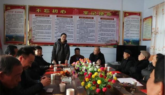 河南:乡土人才建言献策,共谋前店发展未来