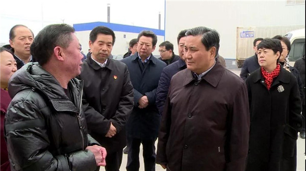 河南:副省长武国定到卢氏县调研食用菌研发 看看提出了啥要求