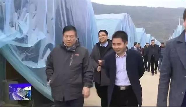 李玉院士莅临道真县调研指导食用菌产业发展