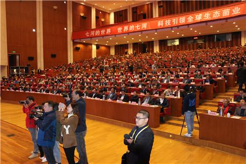 主流媒体聚焦七河生物•第二届全国香菇产业创新发展大会