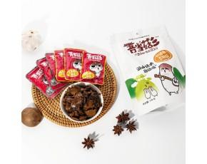 美极味香菇18g*20包 休闲小包装零食