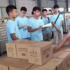 """河南:农业大学学生到世纪香公司开展暑假""""三下乡""""社会实践活动"""