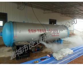 羊肚菌专用免锅炉新型燃油燃气式一体化杀菌锅