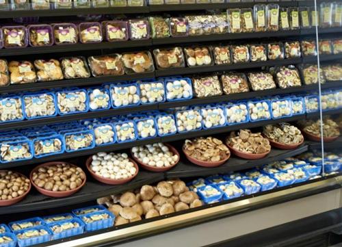 疫情期间 美国食用菌零售需求正在增加
