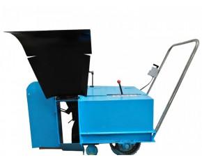 平菇自走式拌料机拖拉机改装平菇翻料机
