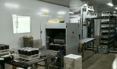 滅菌室袋栽單排上架機及接種室袋栽單排下架機