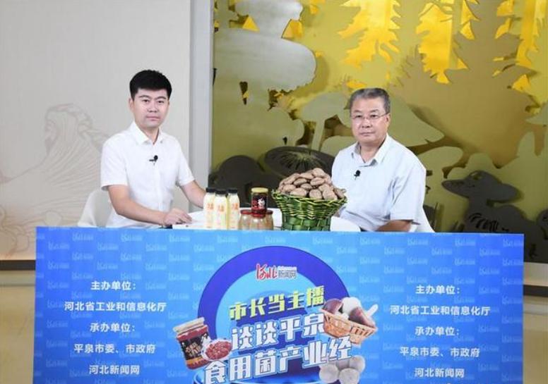 小小一颗菇 开创富民大产业!平泉市长倾情分享食用菌产业经验