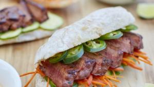健康的肉類替代品來了!美國這家公司今夏將推出菌類素牛肉干