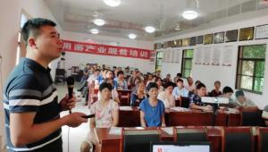安徽吾悅食品有限公司總經理許騰龍:從門外漢到行家里手 在科技興農的道路上砥礪前行