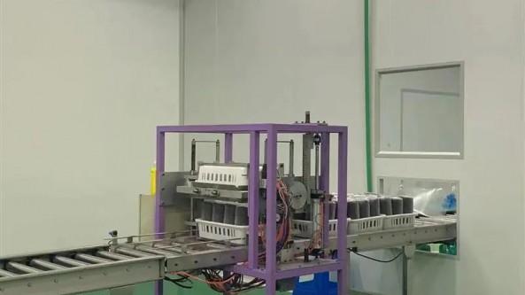 液体接种菌棒加工基地在浙江省龙泉市建成并投产