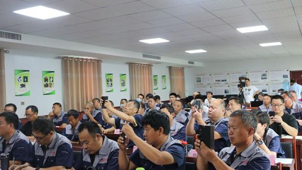 中國北方首屆羊肚菌高產栽培技術培訓班在河北淶水順利開班