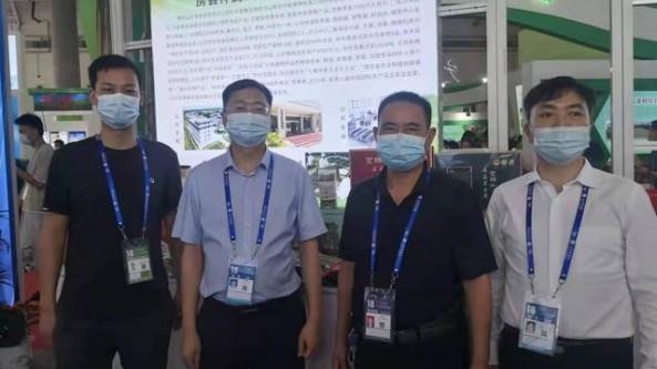 湖北省房县优质食用菌产品亮相第十八届中国-东盟博览会